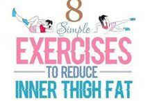 Exercises legs
