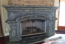 Mantle Makeovers / by C.Riostirado