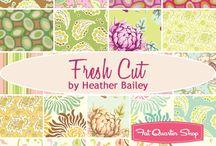 Fabrics / by Jandi Palmer Dean