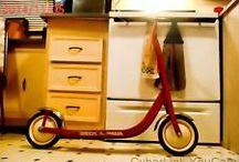 Scooters / Scooters On Ebay / by LadyBugsInTheAttic