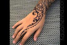 Tetovanie s polynézskymi motívmi