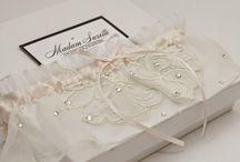 Wedding Garter/ podwiązka ślubna / Wedding accessories