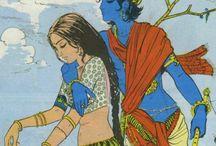 Radhe Krishna loving