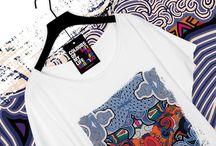 Calling all print lovers! ❤️ / #printlovers #printsareforever #designert-shirt