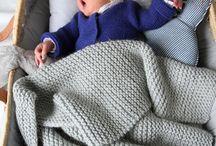baby dekentje breien