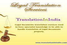 Legal Translation Services / We Translate Marriage Certificate, personal power of attorney, Power of Attorney,Transportation of the Deceased, Divorce Certificate, Death Certificate, Criminal Records, Commercial Invoice, Criminal Background Check, Authentication etc.And we are timely deliver translation document to the customer because we know that in legal matters documents are play important role for judgement.we provider quality legal translation services for all private sector as well as public sectors.