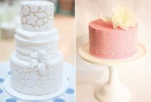 Wedding Cakes / by Brittany Lee