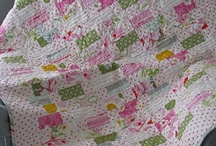 Fabric/Quilting / by Meghan Vargason