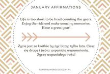 January Affirmations