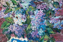 Still Life by Nikolay Malafeev