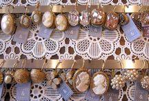 antieke sieraden