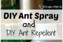 Ant spray