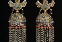 Central Asian Jewelry
