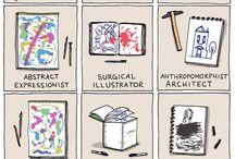 art books/journals