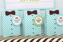 Fancy Favour Boxes. Boys. / Show off with these beautiful party parcels & bags.