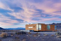 Spaces - Prefab Houses / by Andrew Abranches