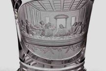Anton Simm (1799-1873) - Biedermeier Bohemia glass