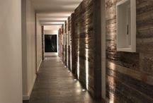 Terminaciones muros/pavimentos