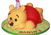 Winnie The Pooh  / by Jennifer Newby