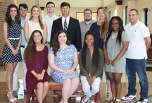 Class Favorites, Mr. & Miss, Homecoming / by Pearl River Community College
