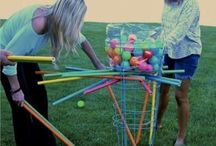 fun and games / by Amy Orban