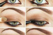 Make up / by līga sīle