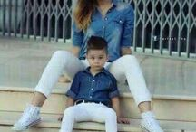 Mother son pictures