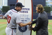 CHIPPER JONES / by cindy smith