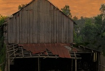 Barns, Cottages, Etc / by Ghia Borel