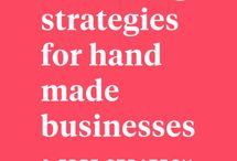 Handmade and Maker Business