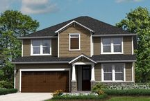 Our Floor Plans / Hunter Quinn Homes currently offers 5 home plans to choose from in our new communities. See how our combination of layouts and elevations can meet the everyday needs of your family!
