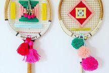 racquet weave