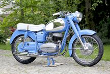 Pannonia 250 TLF, T6, EXPORT and Csepel 125/49 / Motobike that I inherited and it older brother. It used to bye my Grandpapa's and Unkle's now is beautiful and mine...This is Hungarian motorcycle Pannonia very popular in 60'ties and 70'ties in Easter countries, in Poland as well.