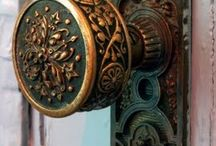 Hardware / Unique hardware makes such an impact in decorating and repurposing projects.  ReHouse has a large inventory of vintage, antique and historical hardware.  If you are looking to match the hardware in your house or need something special for a project, we have door knobs to drawer pulls. www.rehouseny.com