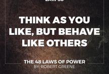 The 48 Laws Of Power - Case Study