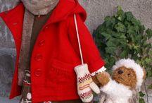 Arlene's dolls - kerstuitvoering