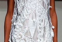 Háčkované šaty