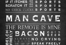 Father's Day Gifts & Ultimate Man Cave Stuff / cool father's day gifts for dad and great man cave (or is it mancave) stuff.