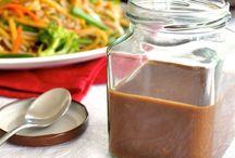 Main sauce for stir fry