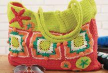 Granny Squares Bags / Bags
