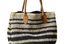 kabelky pletené, háčkované / handbags knitted, crocheted
