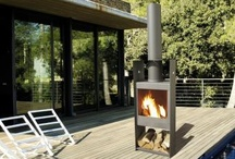 Outdoor Fires / Outdoor fires are a great centrepiece to any summer evening, here are some of our favourite ideas.