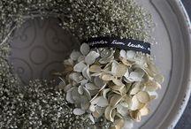 sugerencias de arreglos y decoración para boda