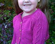 Knitting Patterns for Children / Knitting patterns for children designed by Leeana Gardiner (Whirlsie's Designs)