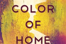 The Color of Home - A Novel / My first novel, The Color of Home, is now out from Langdon Street Press