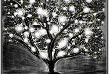 art / by Cristina Palomo