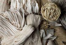 Natural materials & textures