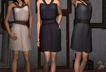 sims 2:clothing