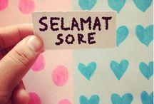 Selamat Sore ^_^