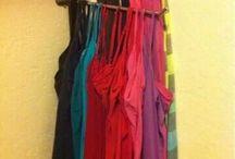 closets idea's